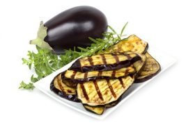grilled eggplant, Manuka honey recipes