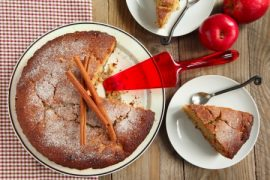applesauce cake, Manuka honey recipes