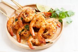 sriracha shrimp, Manuka honey recipes