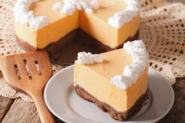 pumpkin cheesecake, Manuka honey recipes, Thanksgiving
