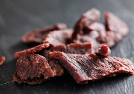 beef jerky, Manuka honey recipes