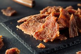 manuka honey beef jerkey recipe