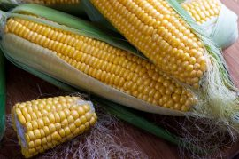 honey butter corn on the cob