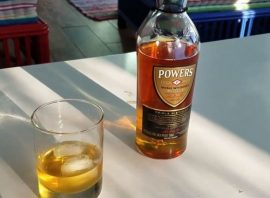Powers Irish Whiskey and Raw Honey Drink Recipes