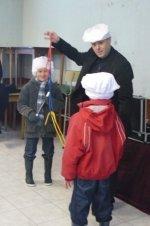 les enfants sont magiciens