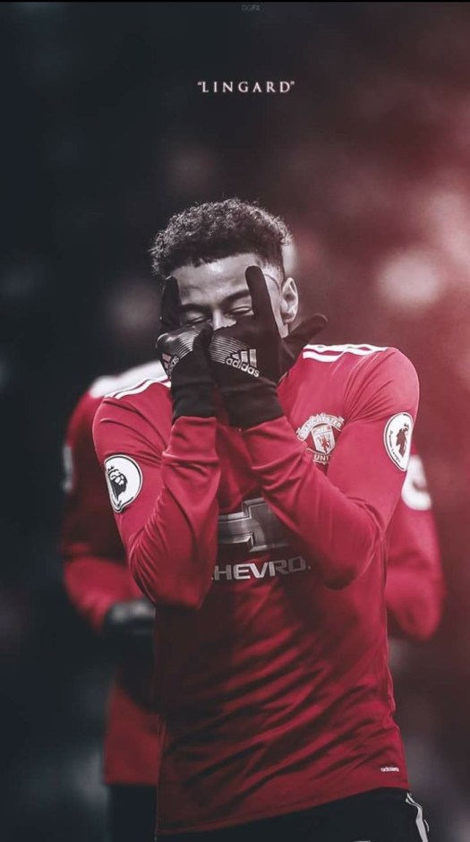 Jesse Lingard HD Mobile Wallpapers at Manchester United ...