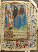 Funeral Service (Office of the Dead, f. 69)