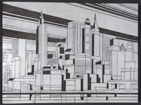 Richard Welling. New York City Skyline. 2011.465.58