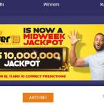 Today Shabiki power jackpot predictions