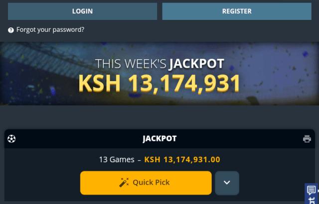 Sportpesa Mega Jackpot 20/02/2021