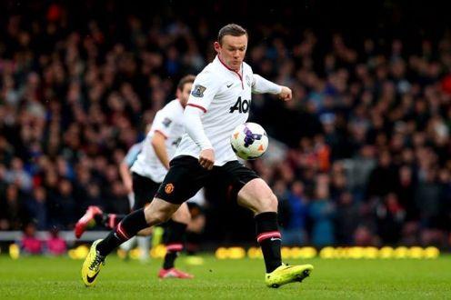 Rooney scoring his BLINDER against West Ham