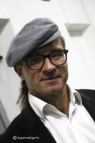 Ivano Malcotti-autore teatrale e artefice di Manutenzioni-Uomini a nudo