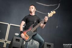 GOJIRA - Hellfest 2013
