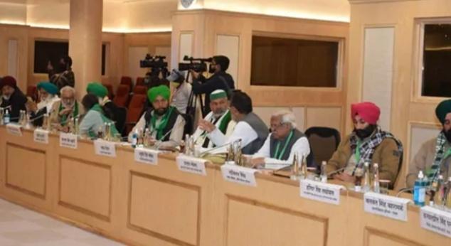 किसान संगठनों की 8 जनवरी को होगी अब अगली बैठक