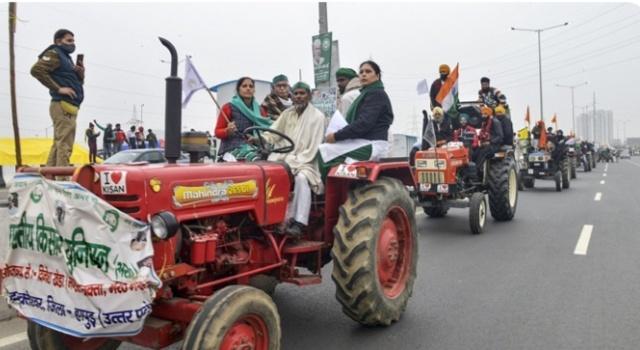किसानों ने तेज किया आंदोलन