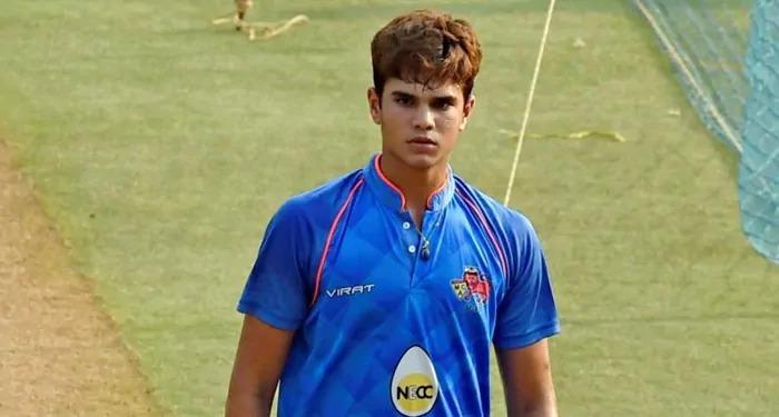 अर्जुन तेंदुलकर मुंबई टीम से बाहर
