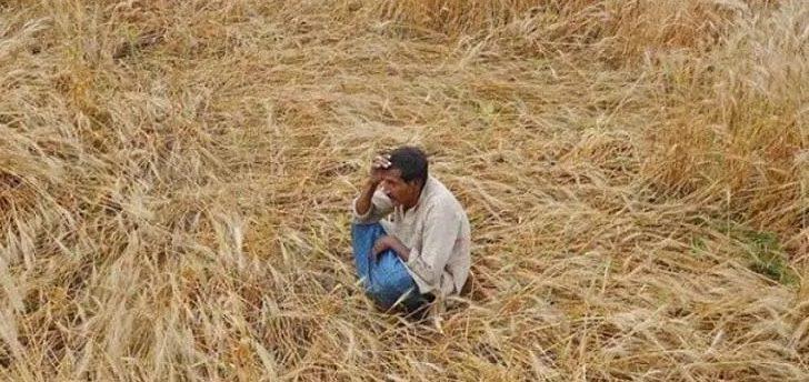 मोदी सरकार का 17 लाख करोड़ का किसानों पर चढ़ा क़र्ज़ माफ़ करने से साफ़ इंकार