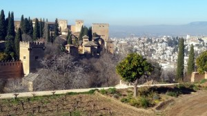Read more about the article 2018 – You will travel in a land of marvels – The Alhambra Palace