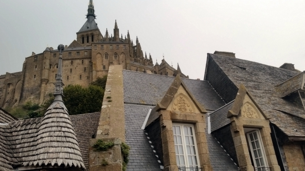 You are currently viewing 2017 – You will travel in a land of marvels – Mont St Michel