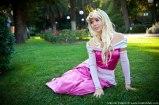Principessa Aurora Cosplay Vanessa