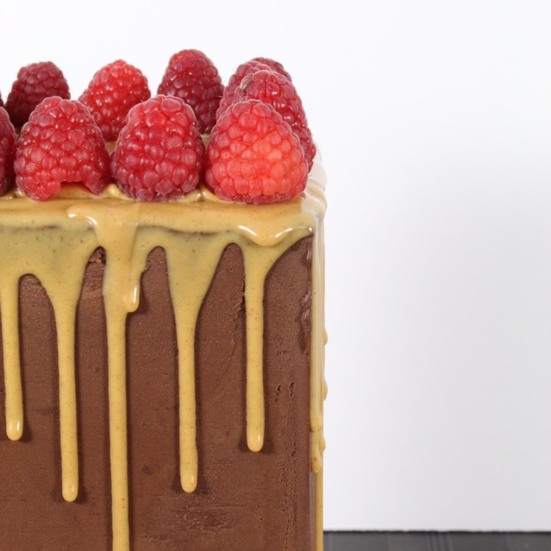 Peanut Butter CAKE!!! … YES, you read that correctly