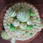 Chocolate Sphere Decorations