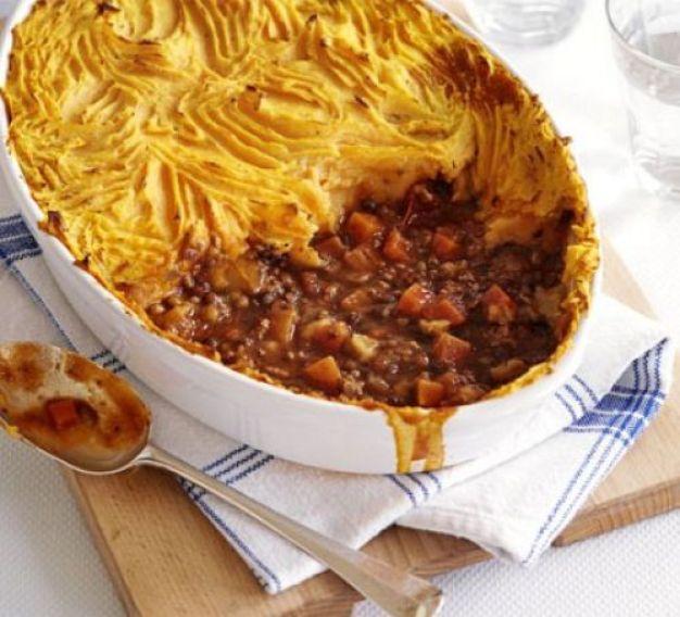 Best low calorie pie recipes - Shepherd's pie