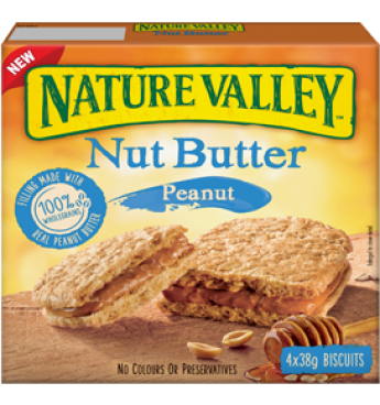 Nature valley bar