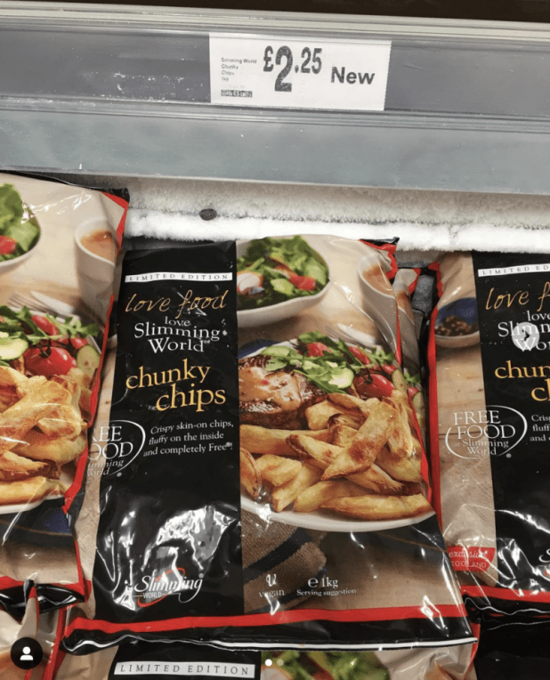 What do people on Slimming World eat?
