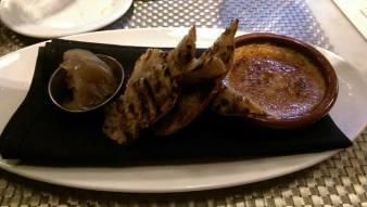 Cafe du Monde Foie Gras Creme Brulee
