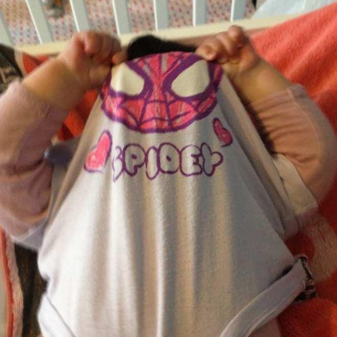 We love Spidey...