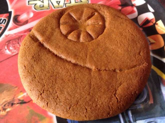 Death Star, Death Star cookie, Star Wars cookie, Star Wars recipe