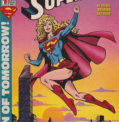 Supergirl Gets CBS Series