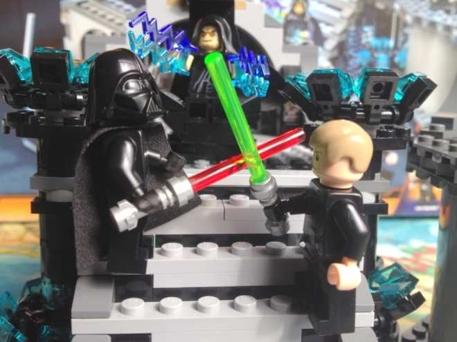 Death Star™ Final Duel (75093) - Luke vs Vader