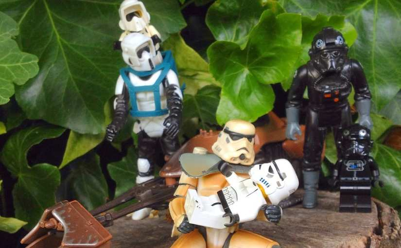 Star Wars, stay at home dads