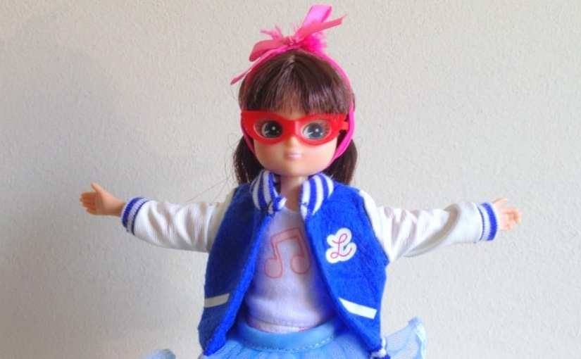Win This Fantastic Rockabilly Lottie Doll!
