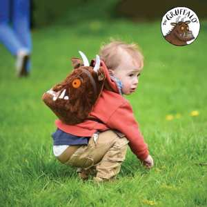 LittleLife-gruffalo-toddler-daysack-stock image