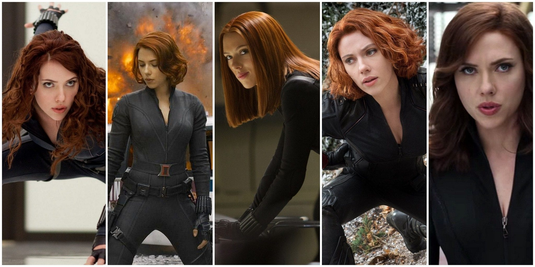Is Black Widows Hairstyle Sexist