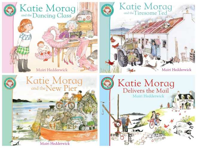 Katie Morag books, girls gift guide, gifts for girls age 12, gifts for girls age 9, books for girls