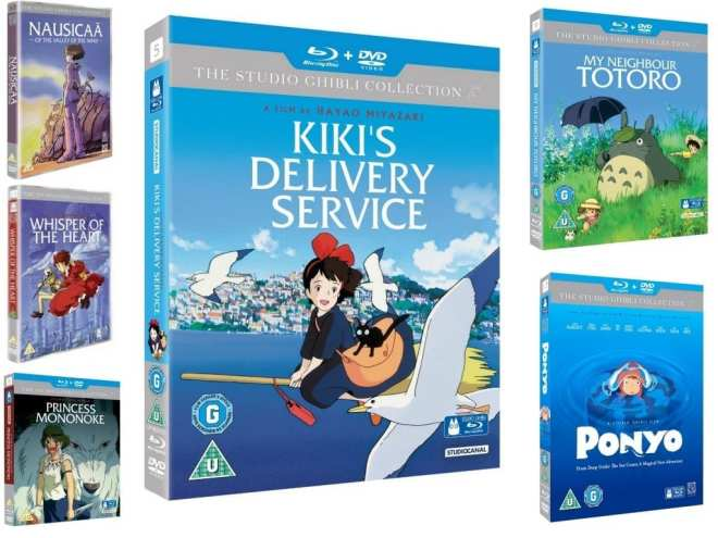 Studio Ghibli, gift guide for girls, Disney princess alternatives, alternatives to disney princesses, anti disney princess