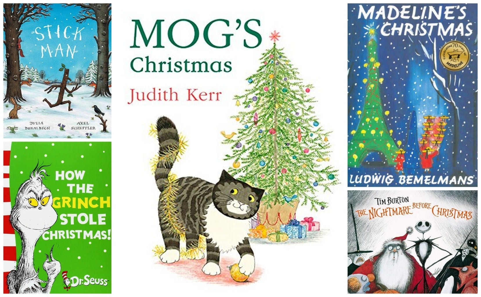 Our 5 Best Kids Christmas Books to Read Aloud