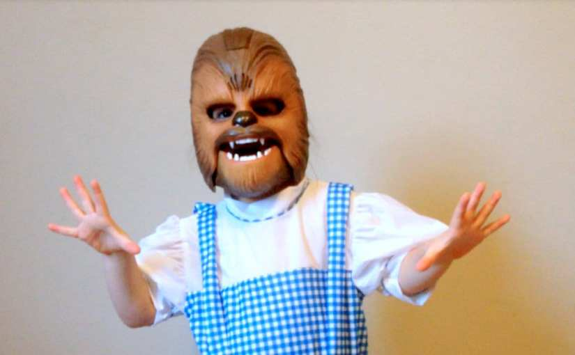Electronic Chewbacca Mask with Moving Mouth review