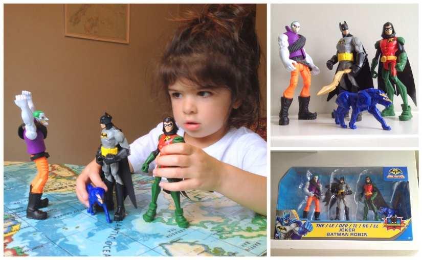 Review: Batman Unlimited Toys