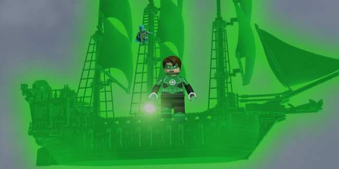 LEGO DC's Justice League- Cosmic Clash Green Lantern