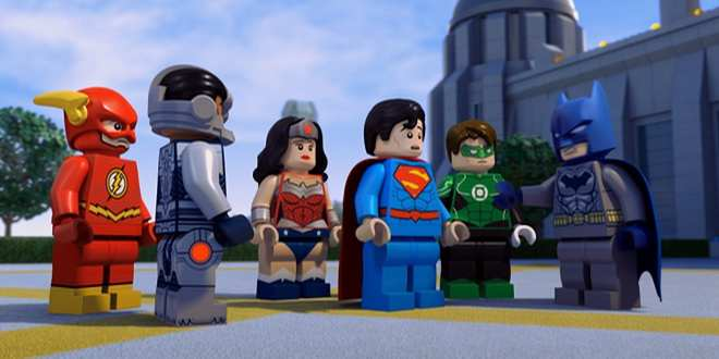 LEGO DC Superheroes JLA