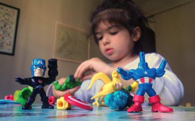 Marvel Super Hero Micro Mashers