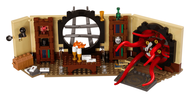 LEGO Marvel Super Heroes - Doctor Strange's Sanctum Sanctorum 76060
