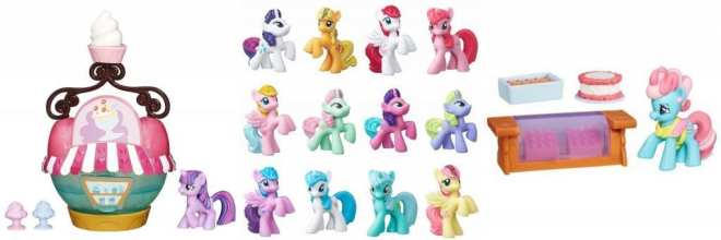 My Little Pony Friendship is Magic Toy Assortment review packshots
