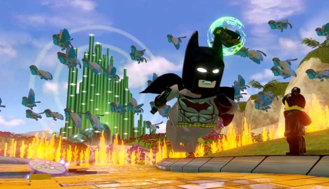 LEGO Dimensions Batman in the Wizard of Oz