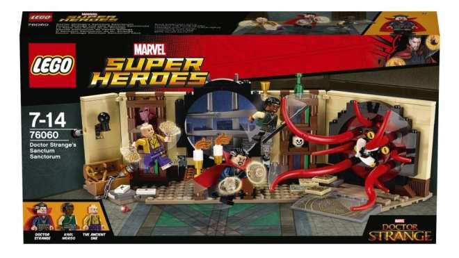LEGO Marvel Super Heroes – Doctor Strange's Sanctum Sanctorum Packshot